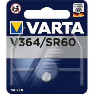 Varta V364/SR60/SR621, blistr 1ks (364101401)