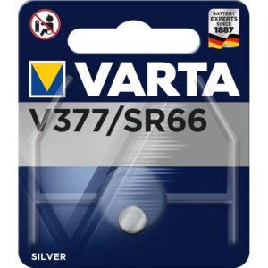 Varta V377/SR66/SR626, blistr 1ks (377101401)