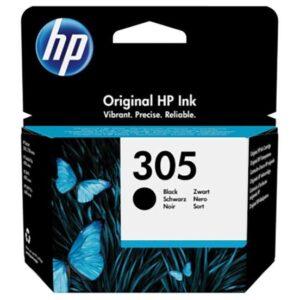 HP 305, 120 stran černá (3YM61AE)