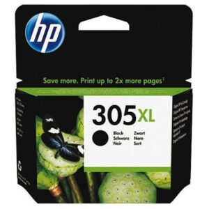 HP 305XL, 240 stran černá (3YM62AE)