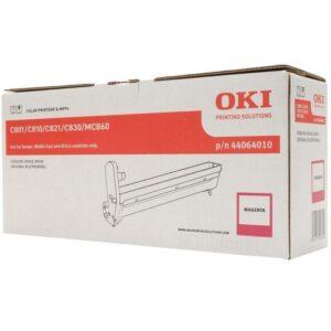 OKI C810/830/MC860, 20000 stran červený (44064010)
