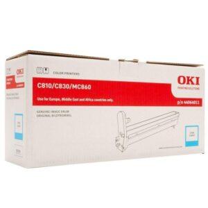 OKI C810/830/MC860, 20000 stran modrý (44064011)
