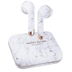 Happy Plugs Air 1 Plus šedá/bílá