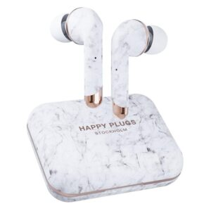 Happy Plugs Air 1 Plus In-Ear šedá/bílá