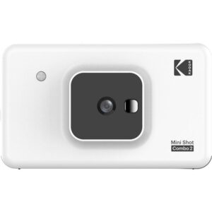 Kodak Mini Shot Combo 2 bílý
