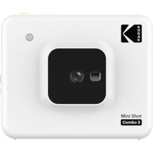Kodak Mini Shot Combo 3 bílý
