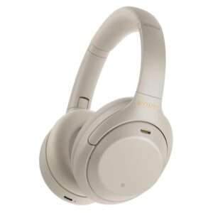 Sony WH-1000XM4 stříbrná (WH1000XM4S.CE7)