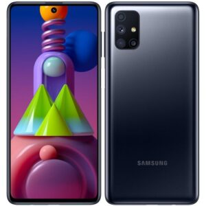 Samsung Galaxy M51 černý (SM-M515FZKDEUE)