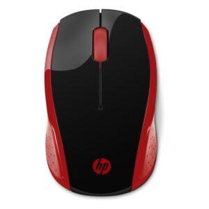 HP 200 černá/červená (2HU82AA#ABB)