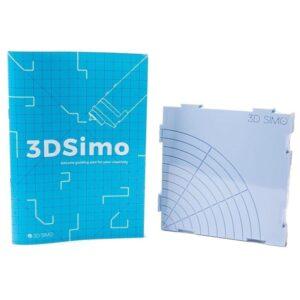 3D SIMO silikonové podložky (G3D2005)