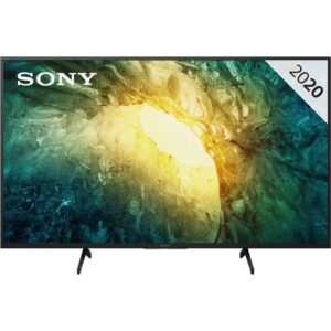 Sony KD-49X7055 černá