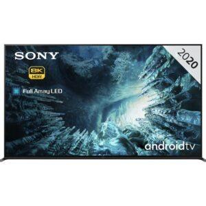 Sony KD-75ZH8 stříbrná