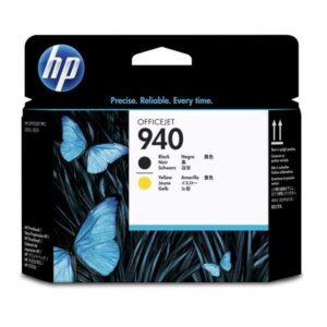 HP No. 940 - originální černá/žlutá (C4900A)